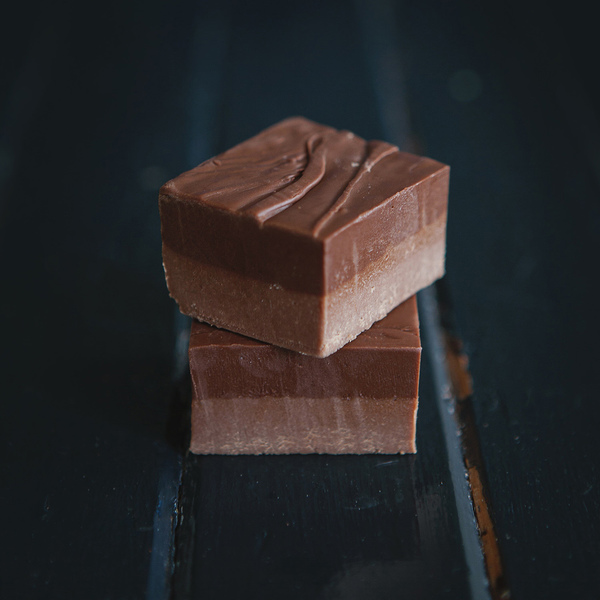 Double Chocolate Fudge 100g