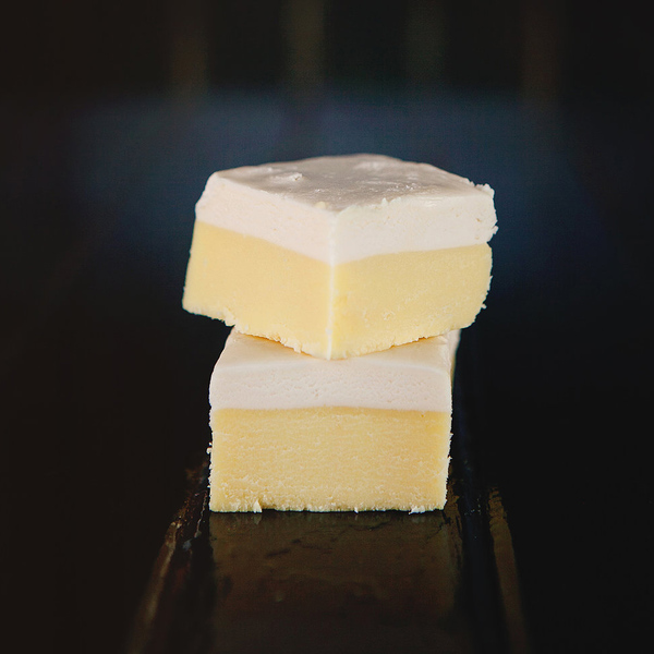 Lemon Meringue Fudge 100g