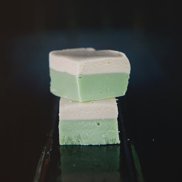 Lime Meringue Fudge 100g