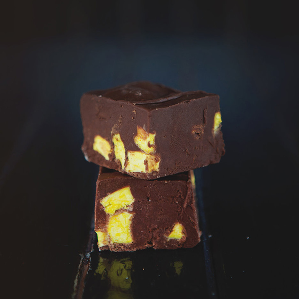 Pineapple Lump Fudge 100g