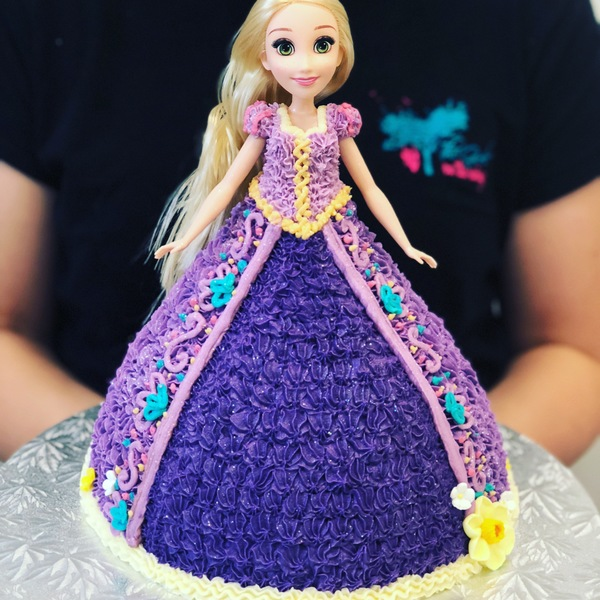 RAPUNZEL Dolly Varden