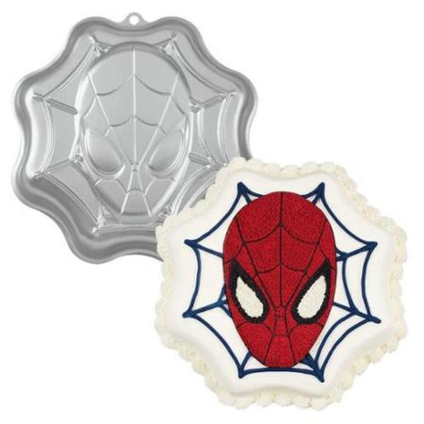 Spiderman Face Tin