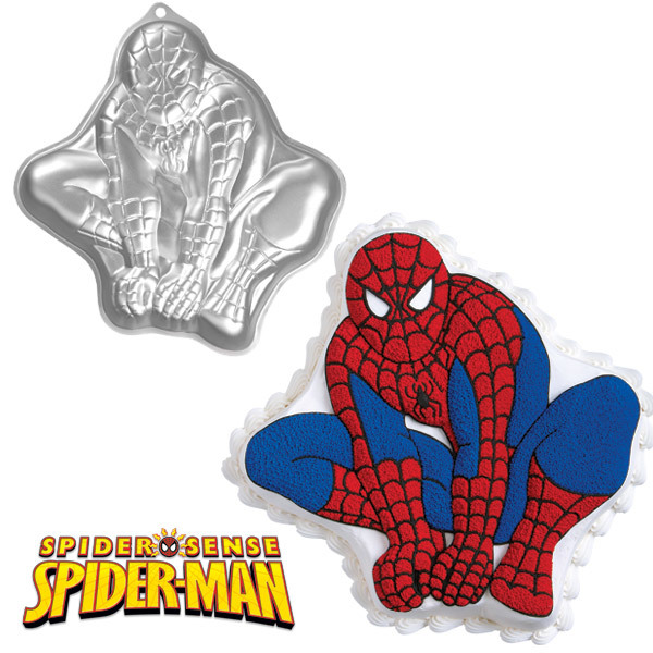 Spiderman Full Body Tin