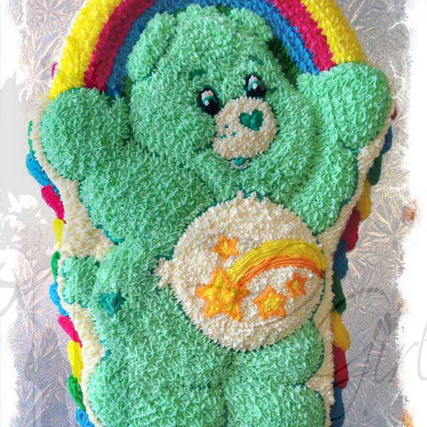 Care Bear Green