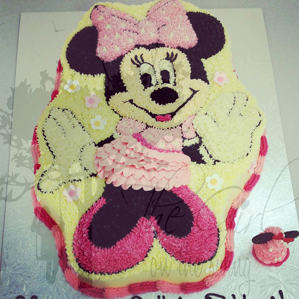 Minnie Mouse Full Body
