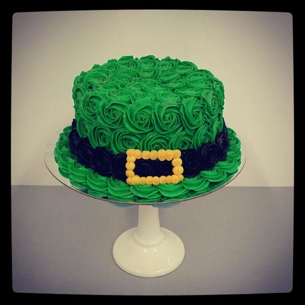 St Patricks Green Hat