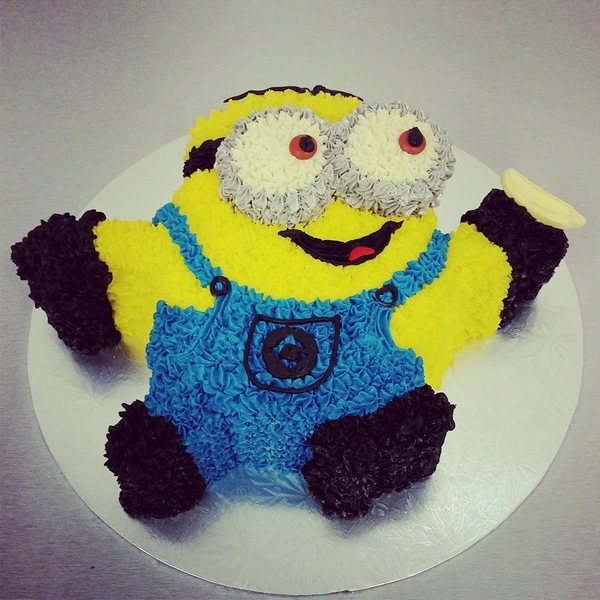 Minion with Banana