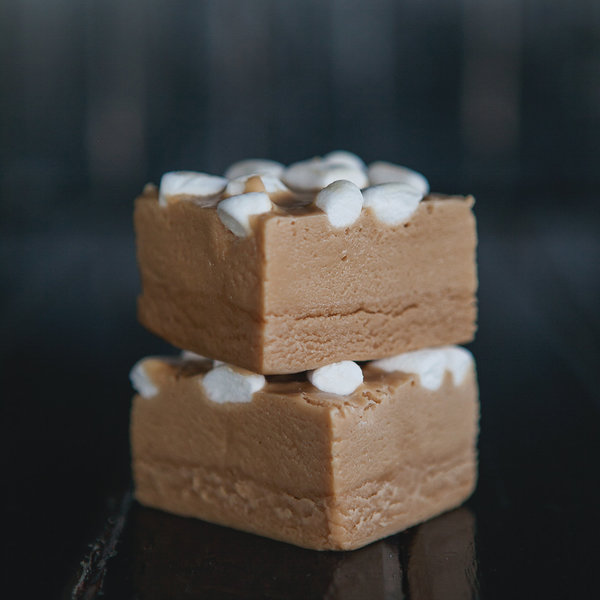 Cappuccino Fudge 100g