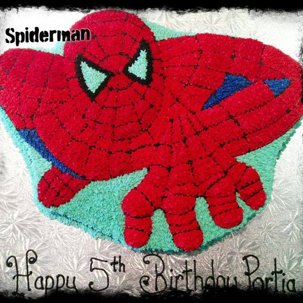 Spiderman (Upper body)