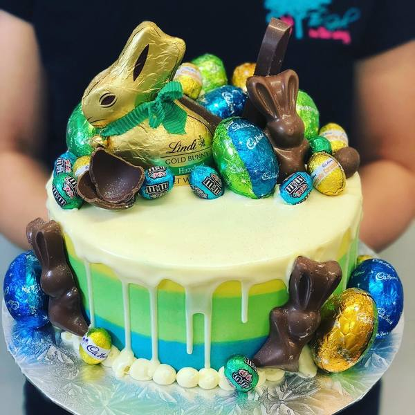 Easter Themed Overload