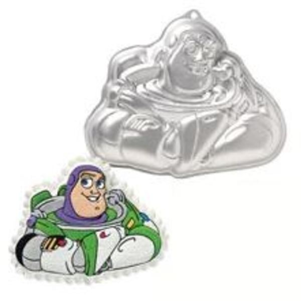 Buzz Lightyear Tin