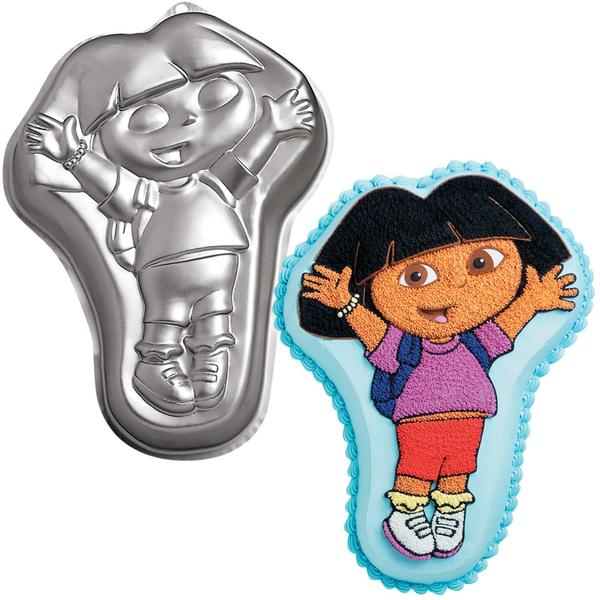Dora Full Body Tin