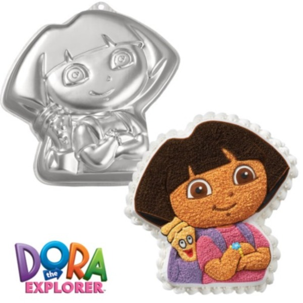 Dora Head and Shoulders Tin