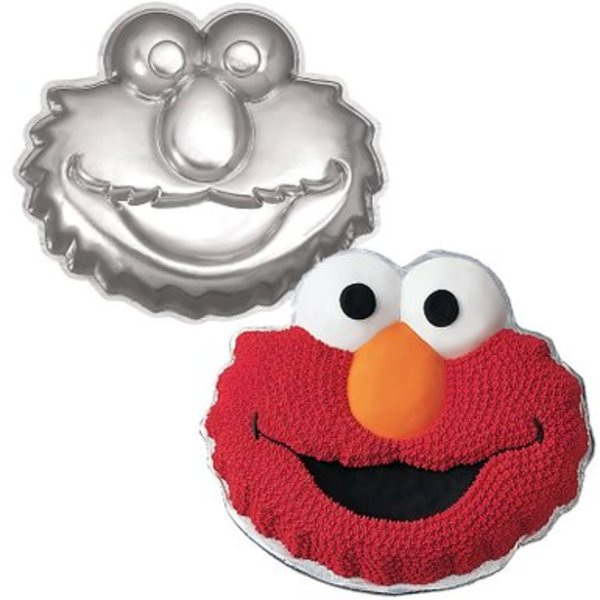 Elmo Face Tin