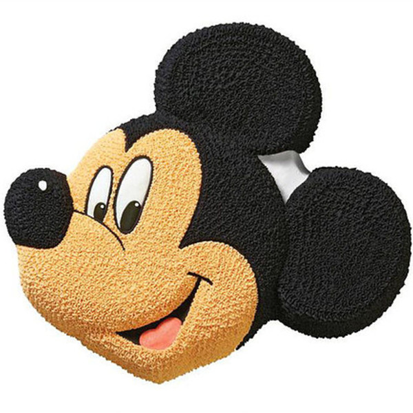 Mickey Mouse Face Tin