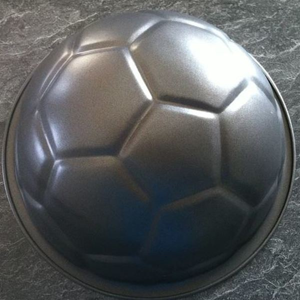 Soccer Ball Tin