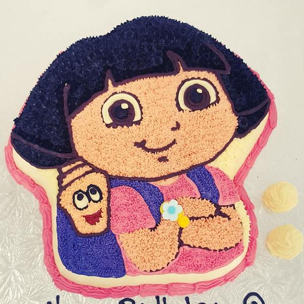 Dora (head & shoulders)