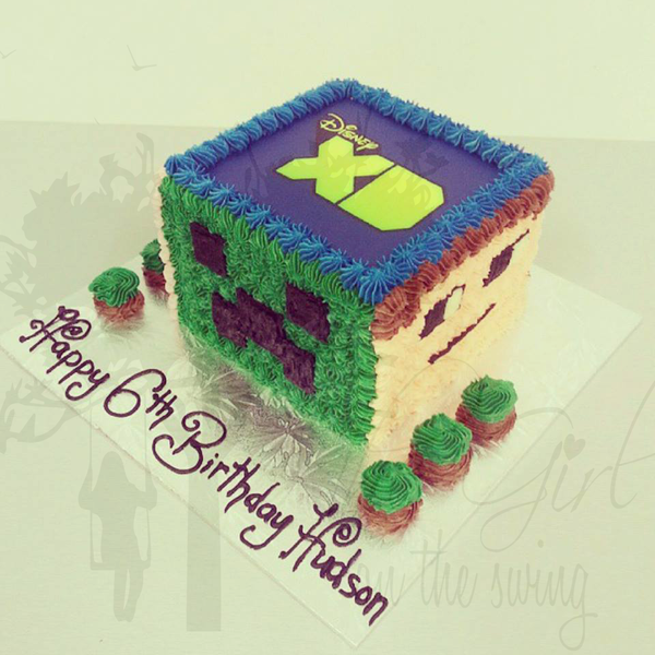 Minecraft Faces with Edible Image
