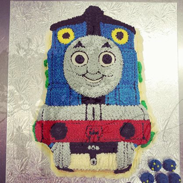 Thomas The Tank Engine (front facing)